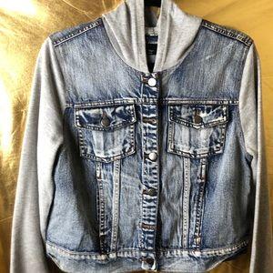 JOE BOXER XL Go jeans Grey hoddie